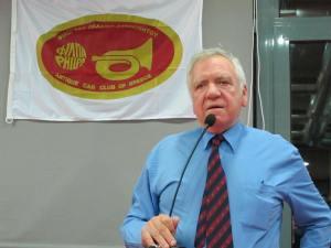 Ο Πρόεδρος της ΦΙΛΠΑ & Ε.Ο. ΦΙΛΠΑ Δημήτρης Βερναρδάκης.