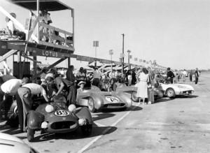 Αγώνες των μικρών Etceterini's στην Αμερική κατά τη δεκαετία του 1950.