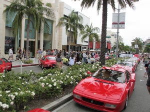 2011 Rodeo Drive Concours d'Elegance, Los Angeles, Ca. USA